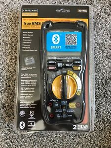 New Craftsman Pro Series True Rms Industrial Hvac Bluetooth smart Multimeter