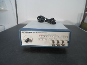 Bk Precision 2mhz Function Generator Model 4010a