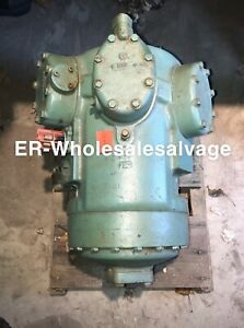 Carlyle Refrigeration Compressor 5376bc0100 3380pd0148 575 Volts 60 Hz 10 Hp