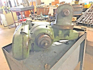 Bridgeport Slotting Shaping Attachment Head reduced