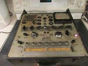 Hickok Model 534 Mutual Conductance Vacuum Tube Tester