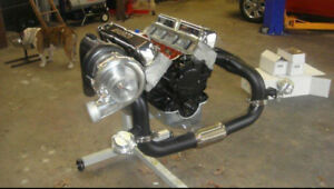Ford 302 1400 Hp Race Long Block
