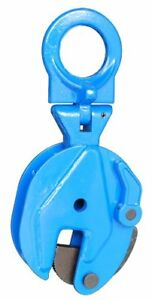 I lift Equipment Icd1b Universal Plate Clamp 2200 Lb Working Load Limit