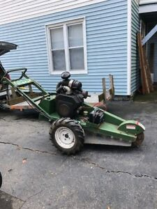Commercial Stump Grinder Peco Mfg 25hp Kohler