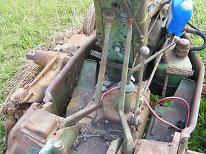 Antique John Deere M 40 420 Crawler Dozer Steering Arms Farmerjohnsparts