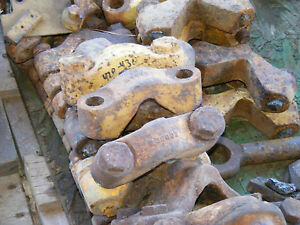 Antique John Deere Tractor 420 430 440 Dozer Crawler M3300t Clamp