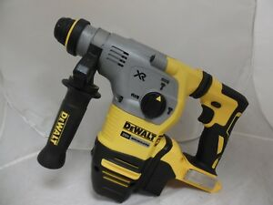 Dewalt Dch293b Brushless 1 1 8 L shape Sds Plus Rotary Hammer Drill Tool Only