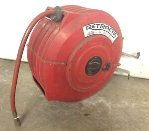 Macnaught Retracta Air Hose Reel Australia Shop Grade Professional Retractable