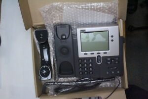 New Open Cisco Cp 7940g Voip Office Business Phone W Handset 68 2564 02