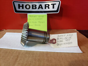 Hobart 20 Qt Mixer Parts 35 Tooth Bevel Drive Gear Fits Hobart A200 Model Mixer