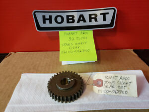 Hobart 20 Qt Mixer Parts 32 Tooth Transmission Shaft Gear Fits Hobart A200