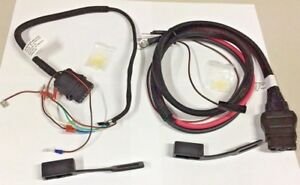 Western Snow Plow Truckside Power Cable 63411 Harness 26359 3 pin Ultramount