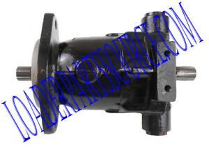 New Holland L783 Skid Steer Fixed Drive Motor