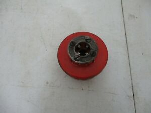 Ridgid 3 8 12r Pipe Threading Die Head Complete 12 r Free Shipping