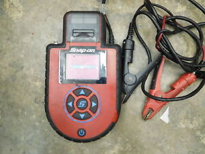 Snap on Micro Vat Elite Eecs304c Battery Electrical System Tester