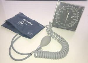 Welch Allyn Tycos Jewel Movement Sphygmomanometer Adult Band Cuff