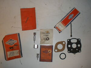 Vintage Nos Briggs Stratton Gas Engine Carburetor Kit 291691 Model I And N