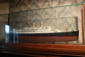 Boucher Lewis Ship Model The Gripsholm