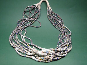 Ancient Bead Necklaces Wholesale Lot Of 10 Roman 100 300 Ad