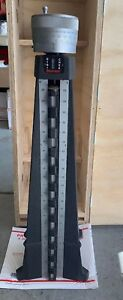 Starrett 258 Digi check Chek Height Micrometer 0 24 Gage Gauge 0001 Res J5