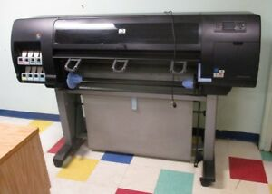 Hp Designjet Z 6100ps Printer Model Q6653a Does Not Work Local Pickup Only
