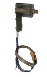 Klein Cn1972ar Gaffs Spikes Pole Climbers With Pads And Straps