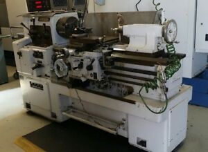 Mori Seiki Ms 850g Geared Head Gap Bed Lathe 17 X 38 10 Chucks C Collet Tail