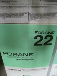 R22 30 Pounds Of Refrigerant Freon 22 Sealed Box R 22 R 22 1 Day Ship