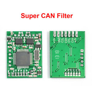 Canemu Super Can Filter For Bmw Cas4 And Fem For Mb W212 W221 W164 For Renault
