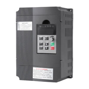 220v 3 phase 2 2kw Ac Motor Vfd Variable Frequency Drive Speed Controller Us