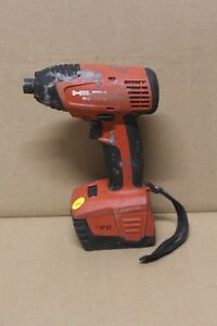Hilti Sid 144 a Cordless Impact Driver With Battery C2