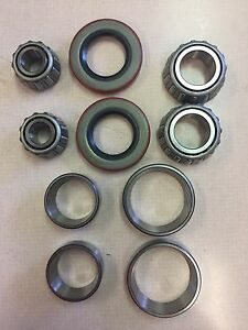 1939 1940 1941 1942 Ford Car And Pickup Truck Complete Front Wheel Bearing Kit
