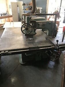 Straight Line Rip Saw Green 4 Inch Opening ekstrom Carlson Cyber Monday Special