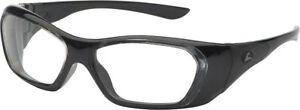 Onguard Safety Eyewear Og 210s Rxable Gloss Black Glasses Goggles 57 16 120