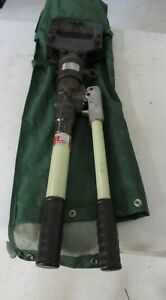 Huskie Ps 45a Emergency Steel Pipe Squeeze Tool 18 Tons Force 3 4 2
