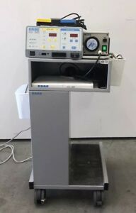 Erbe Icc 200 Electrosurgical Unit Endo 100 W footswitch Stand