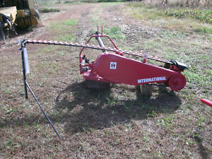 7 international 1300 Beltdrive Sickle Mower cheapest Shippeng best Equipment