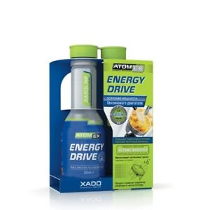 Xado Atomex Energy Drive Engine Power Petrol Gasoline Octane Booster Improve