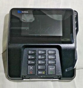 Verifone Mx915 Pin pad Payment Terminal I o Block Mx900 01 no Cables Included