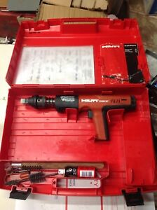 Hilti Dx351 Bt Powder Actuated Tool Very Good Condition used X 351 Bt 6375b