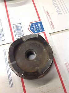 Greenlee Conduit Die Knockout Punch Set 4 Inch 500 4655 And 500 4654 6373