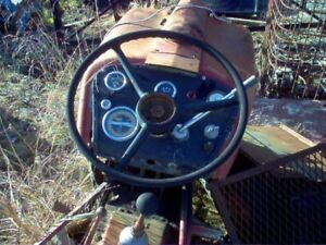 International 444 Tractor Power Steering Motor
