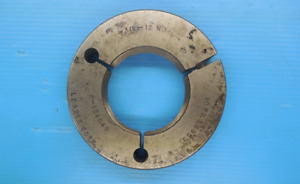 2 3 4 12 N Thread Ring Gage 2 75 Go Only Pd 2 6959 Quality Control Inspection