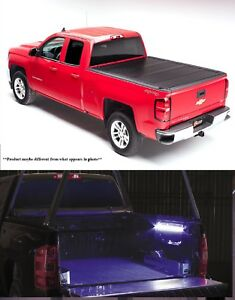 Bak Industries Bakflip F1 Cover 24 Led For Sierra Silverado 1500 2500 68 Bed