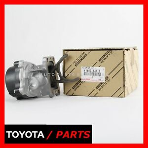 Factory Toyota Front Differential Vacuum Actuator Tacoma Tundra 41400 34013 Oem