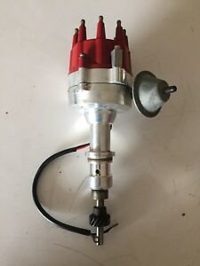 Holley Hly 890 110 G3 Billet Distributor For Ford 302 Preowned