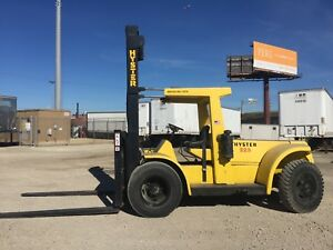 Hyster H225 Pneumatic Forklift 22 500lb Capacity
