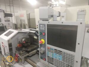 Haas Tl 3 60 Centers Manual Handwheels Cnc Lathe New 2007