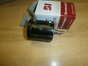 Beckman Heli pot Multi Turn Potentiometer Model A 10k Ohms nos