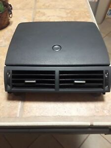06 09 Ford Fusion Mercury Milan Center Dash Storage Cubby Vent Console Charcoal